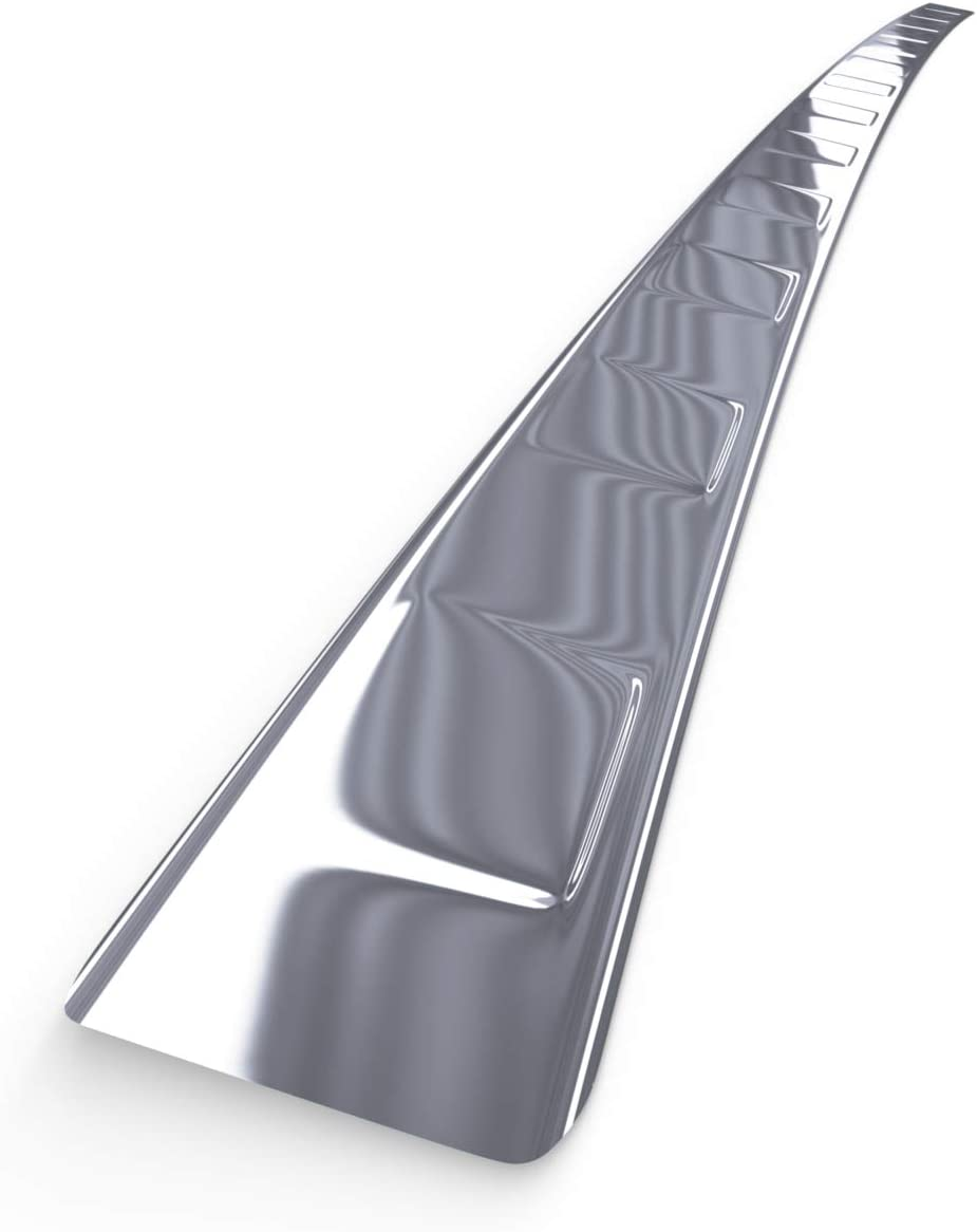 Auto Sto/ßstangenschutz Edelstahl silber 5902538649315 Glanz einteilig