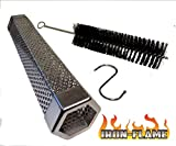 Iron Flame Smoker Tube