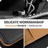 HOOMIL Wallet Case for Samsung Galaxy A72