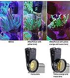 Aquarium Choice Coral Lens Filter Kits for Phone