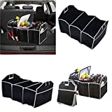 Foldable Collapsible Car Boot Storage Box Heavy Duty Tidy Tool Organizer Bag