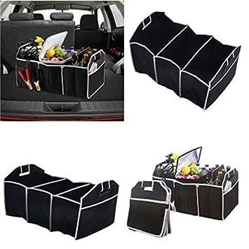 Amazon.com: Organizador plegable para maletero de coche ...