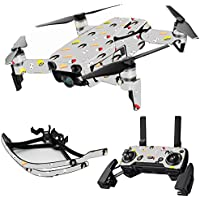 MightySkins Skin for DJI Mavic Air Drone - Anime Fan | Max Combo Protective, Durable, and Unique Vinyl Decal wrap cover | Easy To Apply, Remove, and Change Styles | Made in the USA