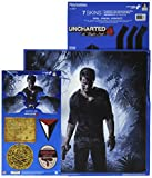 Controller Gear Uncharted 4 A Thief's End - PS4 Pro Vertical Console and Controller Gaming Skin Pack - Officially Licensed by PlayStation - PlayStation 4
