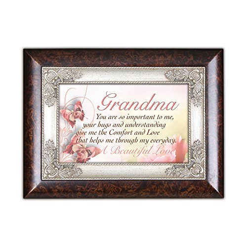 Grandma A Beautiful Love Italian Inspired Music Musical Jewelry Plays Wind Beneath My Wings by Cottage Garden Collections (Image #1)