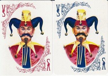 2-virginia-slims-playing-card-jokers