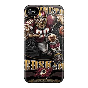 Hot Tpu Covers Cases For Iphone/ 6 Cases Covers Skin - Washington Redskins