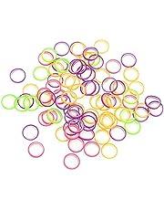 100 stuks/pak professionele tandheelkundige elastische tanden rubberen band, orthodontische benodigdheden, gekleurde elastiekjes, orale orthodontie
