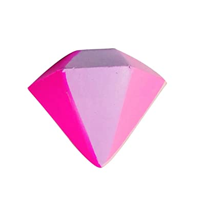 OVERMAL Squishy Beautiful Diamond Scented Slow Rising Collection Squeeze Stress Reliever Toy