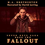 Fallout: The Seven Keys Saga, Book 2 | M.A. Brotherton