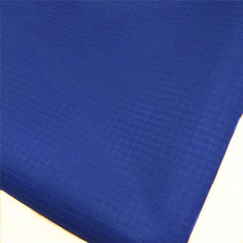 "ZAIONE 14 Colors By the Yard Width 59"" Ripstop Fabric Water"