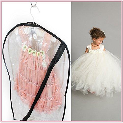 - Clear Children's Child Baby Garment Bag-Infant, Child, Clothing Bag Protector