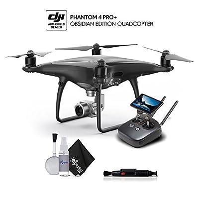 DJI Phantom 4 Pro+ Obsidian (CP.PT.00000023.01) Start Flying Bundle