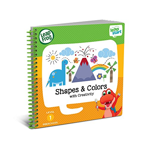 LeapFrog LeapStart Preschool Activity Book: Shapes and Colors and ()