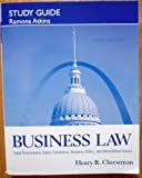 Business Law : Study Guide, Atkins, Ramona, 0131985000