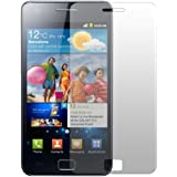2 x Slabo Displayschutzfolie Samsung I9100 Galaxy S II Displayschutz Schutzfolie Folie Crystal Clear unsichtbar Galaxy 2 S 2 S2 SII MADE IN GERMANY