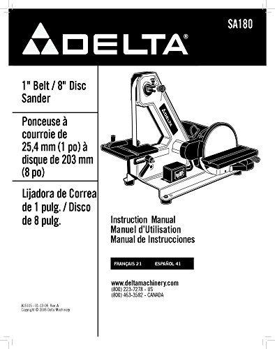 Delta SA180 1