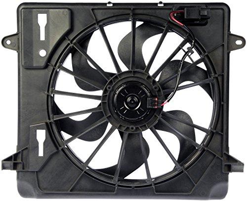 - Dorman 620-055 Radiator Fan Assembly