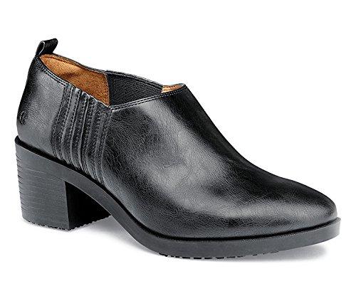 nbsp;40 Tripulaciones Botas Negro nbsp;– 5 nbsp;elva For Shoes Suela Antideslizante 6 Tamaño 52118 40 Color nbsp;eu IBqwn5xR