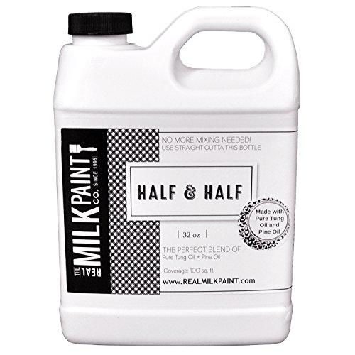 Half & Half 32oz (Pure Tung Oil Finish)