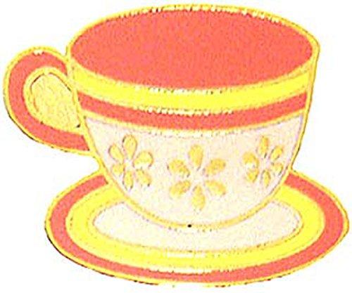 Disney Pin 2412: DLR - 2000 Pin of Month Mini Pin Series - September (Mad Hatter Tea Cup / Fantasyland) Pin GWP]()