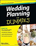 Wedding Planning for Dummies, Marcy Blum, 1118360354