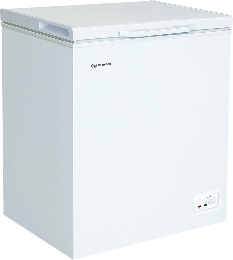 SCHNEIDER CONSUMER SCHE 203 A+ - Congelador (Baúl, 203 L, 9,5 kg ...