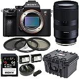 Sony Alpha a7R III Full-Frame Mirrorless Camera Bundles (a7RIII)