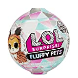 L.O.L. Surprise! Fluffy Pets Winter Disco Series with Removable Fur: more info