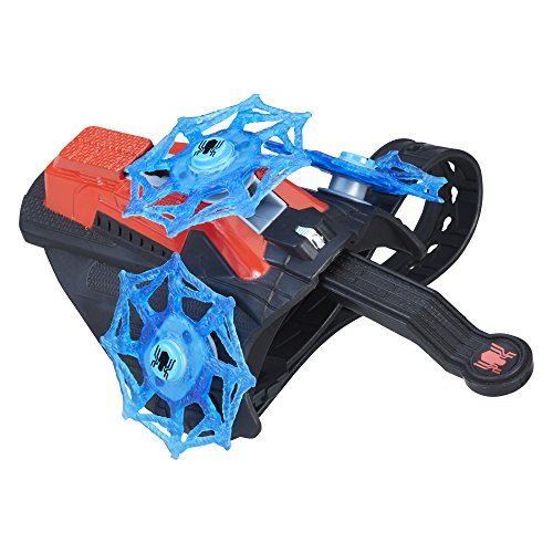 Spider-Man Marvel Spinning Web Launcher (Marvel Man Web Spider)