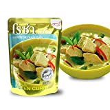 Tuna Green Curry. Thai food products For Ready to Eat. And Halal Food 100%