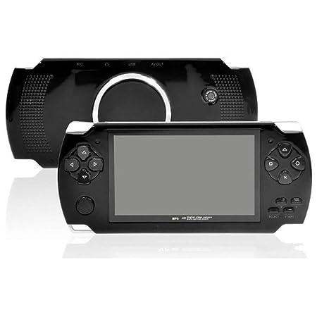 LIJUN MP5 Consola de Juegos portátil PSV Consola de Juegos ...