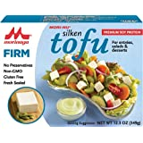 Mori-Nu Tofu, Silken Firm, 12.3-Ounce Boxes (Pack of 3)