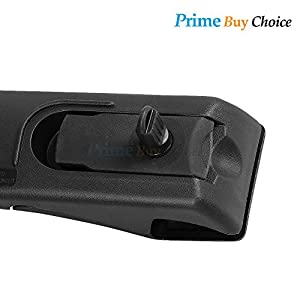 Prime Buy Choice For 2013-2017 Toyota RAV4 Pair New OE Style Black Aftermarket Aircraft Aluminum Aftermarket Roof Rack Cross Bar Luggage Cargo Carrier Rail