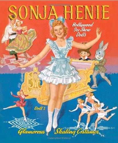 Download Sonja Henie Paper Dolls pdf epub