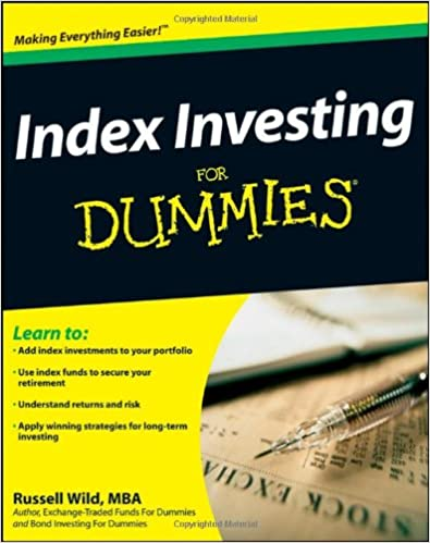 Index Investing For Dummies by Russell Wild