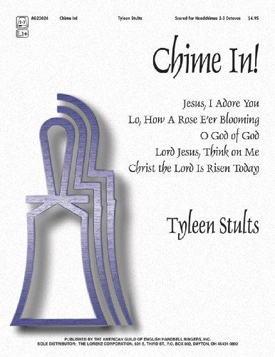 Chime In! (Handbell Sheet Music, Handchimes 2-3 octaves) (Music Octave Christmas Handbell 2)