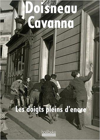 Les doigts pleins d'encre - Francois Cavanna & Robert Doisneau