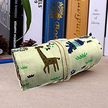 Schule DOITEM 72 L/öcher Verpackungshalter Bleistift Wrap Kasten Bleistifthalter f/ür K/ünstler