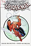 img - for Amazing Spider-Man by David Michelinie & Todd MacFarlane Omnibus book / textbook / text book