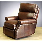 power electric recline lochmere ii recliner lounger chair broughton saddle leather