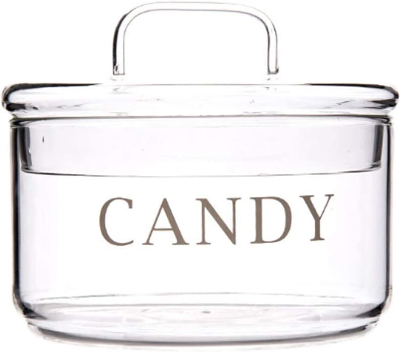 Clear Candy Bowl Snack Dish Candies Mints Office Parties Home Storage Halloween