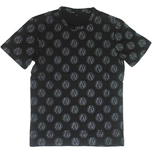 Upon A Burning Body Men's Logo T-shirt Medium Black