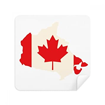 Amazon Red Maple Leaf Symbol Canada Country Flag Glasses