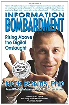 Information Bombardment: Rising Above the Digital Onslaught