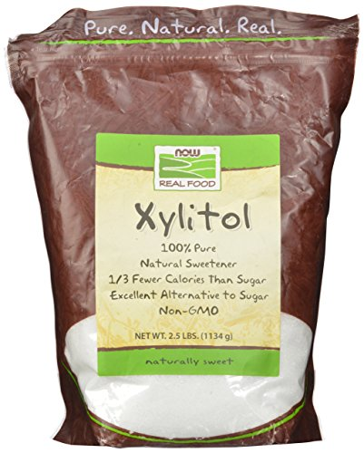 NOW Foods Xylitol, 2.5-Pound by NOW Foods