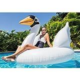 """Intex Mega Swan, Inflatable Island, 76.5"""" X 60"""" X 58"""""""