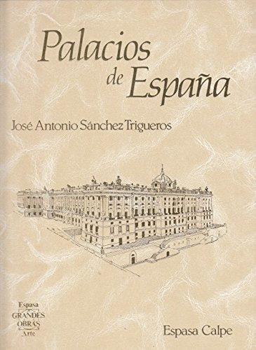 MONUMENTOS, TESOROS Y LUGARES DE ESPAÑA. PALACIOS. Tomo 6: Amazon.es: SÁNCHEZ TRIGUEROS, JOSÉ ANTONIO: Libros
