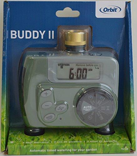 Orbit 94148 Buddy II Digitale Bewässerungsuhr Duo