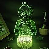 3D Night Light for Kids,Danganronpa Anime Figure V3